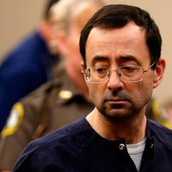larry nassar 265 victims