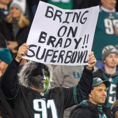 Reasons to love Philadelphia Eagles' rowdy fans
