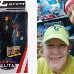 WWE's Bray Wyatt helps woman at Walmart with action figures
