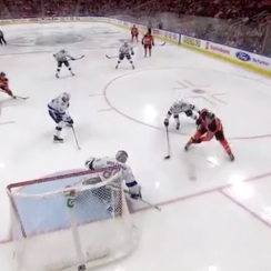 Connor McDavid goal video: Oilers F scores from tight angle