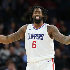 NBA trade rumors: Lakers options, DeAndre Jordan update