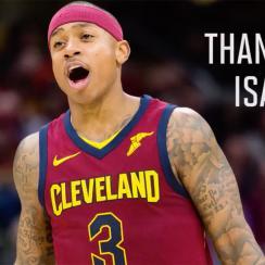 isaiah thomas cavaliers tribute video