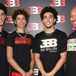 LaVar Ball outlined his plan for having all three of his sons on the same NBA team.