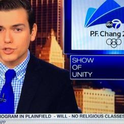 Olympics: P.F. Chang graphic lands Chicago ABC station in trouble