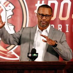 Willie Taggart on Florida State, Oregon move, Seminoles' 2018 outlook