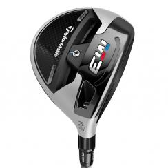 Improved sliding track with 29g of weight allows for custom CG locations on the TaylorMade M3 fairway wood.