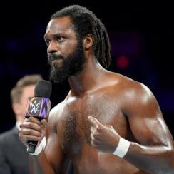 Rich Swann: WWE wrestler released after domestic violence arrest