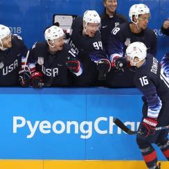 USA Hockey team: Olympics documentary from SI TV (video)