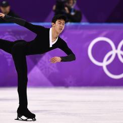 pyeongchang 2018, Winter Olympics, men's figure skating, nathan chen, quad king