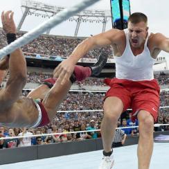 Rob Gronkowski WWE rumors: Patriots TE to wrestling?