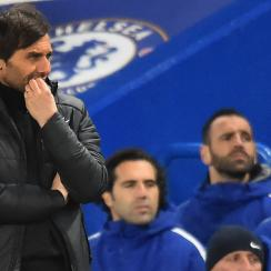 Antonio Conte could be on the outs at Chelsea