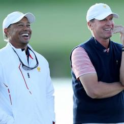 Woods and Stricker also served as vice captains on this fall's Presidents Cup team.