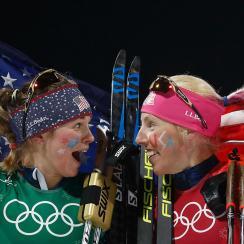 usa cross country skiing olympics history pyeonchang 2018
