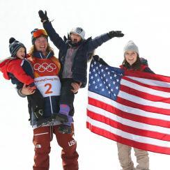 David Wise Olympics 2018