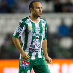 Landon Donovan came out of retirement to play for Club Leon in Mexico