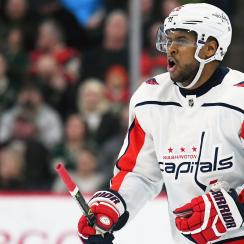 Fans donate money in honor of Devante Smith-Pelly