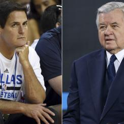 Mark Cuban and Jerry Richardson