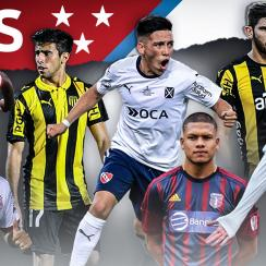 MLS's top signings this winter have been South American rising stars