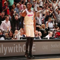 Dwyane Wade hit a game-winner while wearing shoes that paid tribute to a Parkland shooting victim.