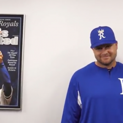 Lucas Duda: Royals press conference evokes World Series