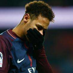 Neymar will miss up to three months after having foot surgery