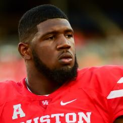 Ed Oliver NFL draft: Houston DT declares for 2019