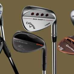 Full reviews of 11 new wedges, ClubTest 2018