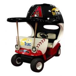 Bullpen cart: Diamondbacks bring pitcher car back for 2018