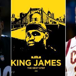 Steelers' JuJu Smith-Schuster recruits LeBron James