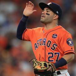 Jose Altuve contract: Astros 2B near five-year extension