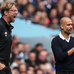 Liverpool and Manchester City will face off in the Champions League quarterfinals