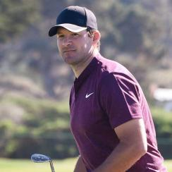 Tony Romo has been playing his fair share of golf to get ready for this week. How will he fare?