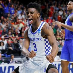 NCAA tournament 2018 Sweet 16: Kentucky's Final Four chances