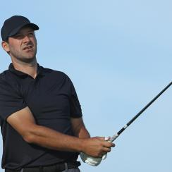 Live updates as Tony Romo makes his PGA Tour debut at the Corales Resort & Club Championship in the Dominican Republic.