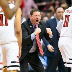 Chris Beard: Texas Tech coach took winding road to Sweet 16