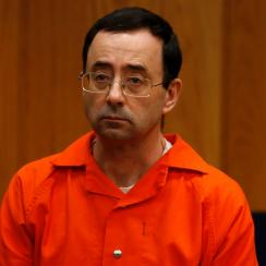 William Strampel: Larry Nassar's Michigan State boss arrested
