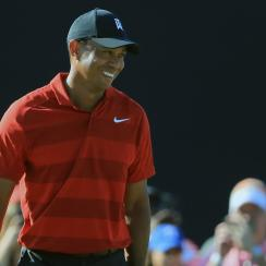 Tiger Woods is roaring back right in time for the Masters. Seriously, who isn't excited?