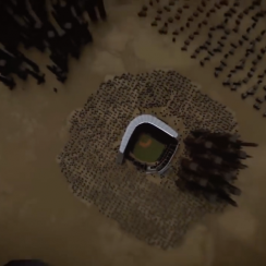 MLB Game of Thrones promo for Opening Day (video)