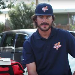 Kris Bryant pizza delivery prank