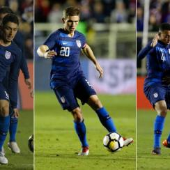 Marky Delgado, Will Trapp and Tyler Adams led the USA in its win over Paraguay