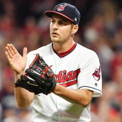 Trevor Bauer charity: Indians P's '69 days of giving'