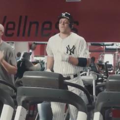 Aaron Judge commercials