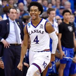 Devonte' Graham: How Jayhawks star got Kansas to Final Four