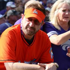 Marlins Man not going to Miami games, looks for new team