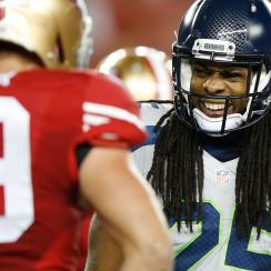 Richard Sherman and Jed York unblock each other on Twitter
