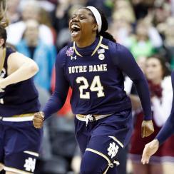 Women's NCAA basketball tournament: Arike Ogunbowale, Notre Dame cap improbable season with title