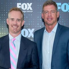 joe buck troy aikman thursday night football