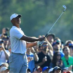Tiger Woods Masters 2018 Justin Rose Augusta