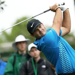 Patrick Reed didn't slow down on Saturday at Augusta National, and he's 18 solid holes away from winning the Masters.