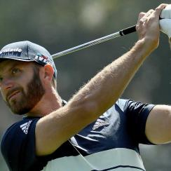 Dustin Johnson is coming off a T10 finish at the Masters.
